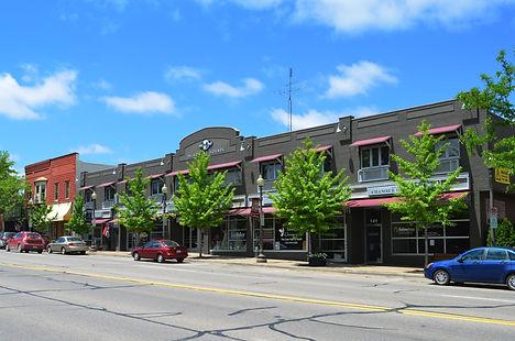Downtown Saline