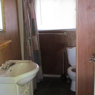 Cottage Washroom