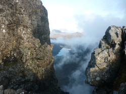 Skye - View from the Cuillin Ridge
