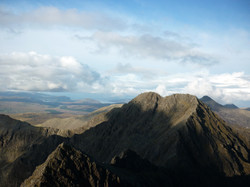 Skye - Cuillin Ridge