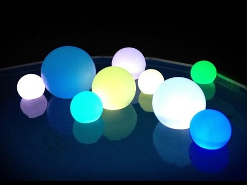 bola led waterproof