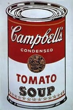 Lata Colgante Tomato Soup