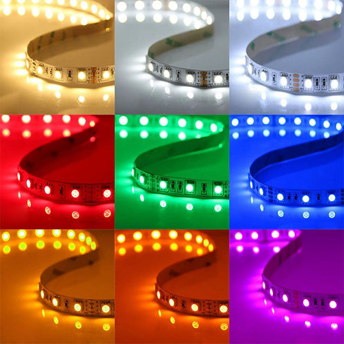 CINTA LED´S DE COLOR A ESCOGER