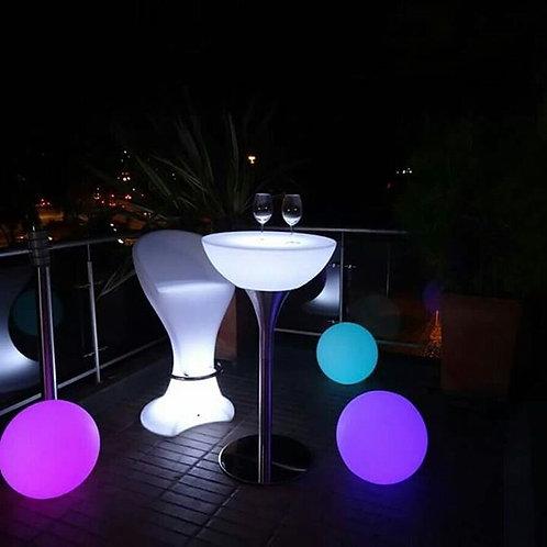 mesa bar led