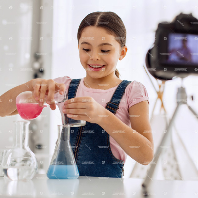 science video, online school