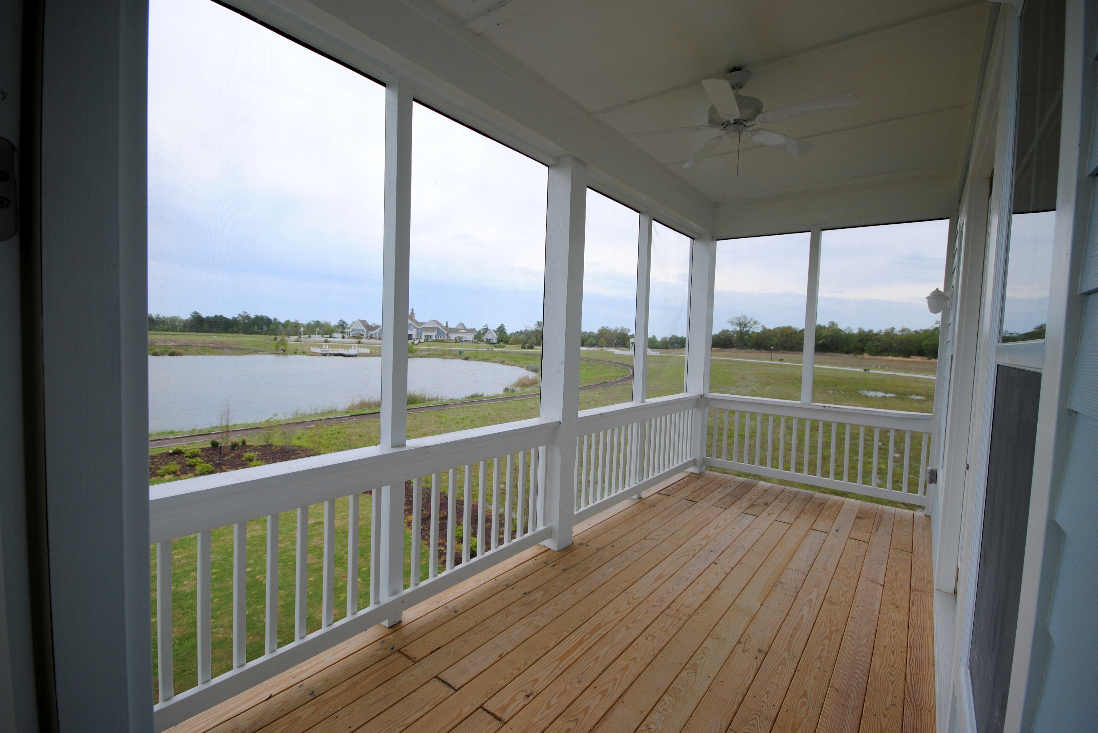Screen porch-new