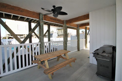 Downstairs Grilling Area 1