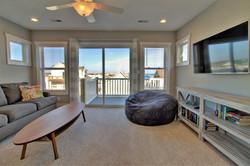 Upstairs Loft Living Room 1