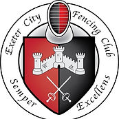 Exeter City Fencing Club Logo