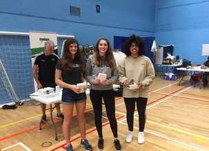 Devon Women's Epee Team Winners Excalibur 2018