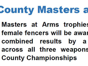 Devon County Master at Arms 2020