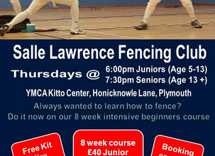 Salle Lawrence Training Course