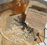 Wildflower Honey and Oatmeal Eczema Clea