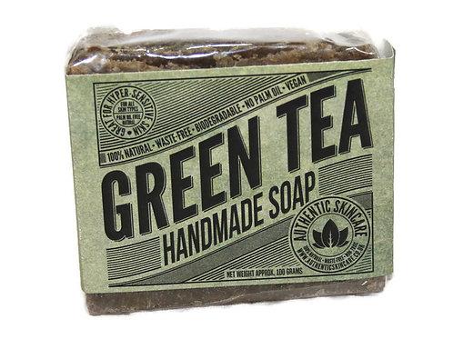 The Sensitive Green Tea Bar