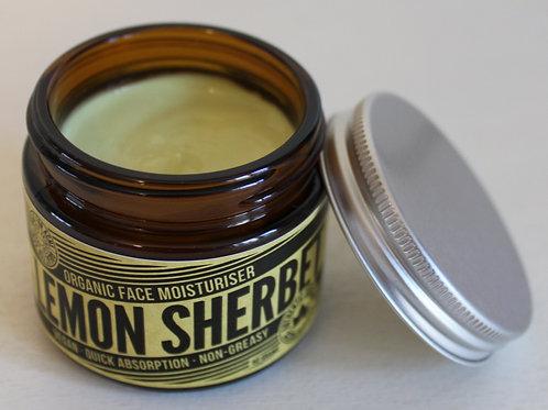 Lemon Sherbet Organic Face Moisturiser