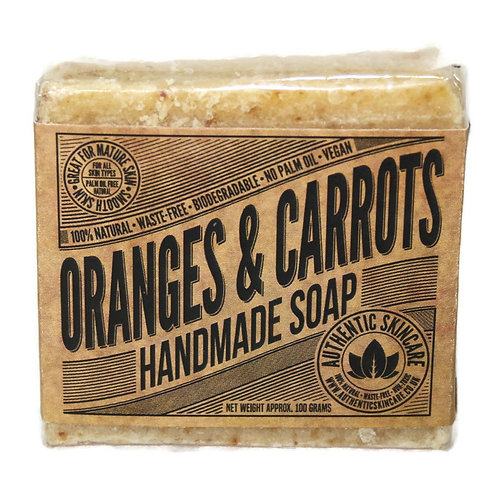 The Collagen Boosting Oranges and Carrots Bar