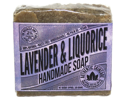 The Lavender and Liquorice Bar