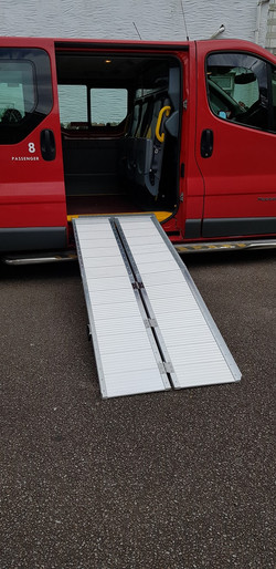 Taxi George Dunoon Wheelchair Accessible
