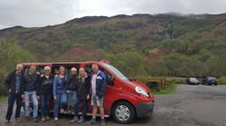 Taxi George Dunoon Landscape Tour
