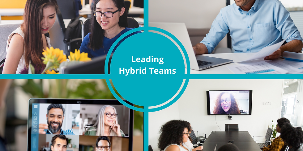 Leading Hybrid Teams: 'New Normal' or 'No Normal'?