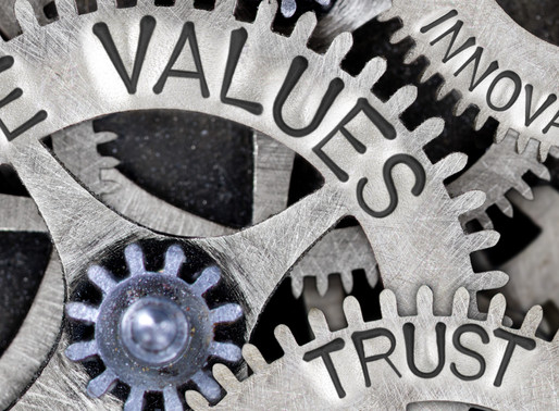 Are your Values working hard enough for you as you respond and recover during the Covid 19 crisis?