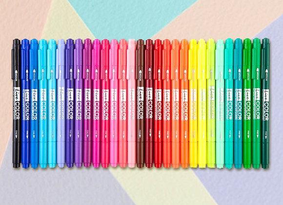 ปากกาสี mycolor