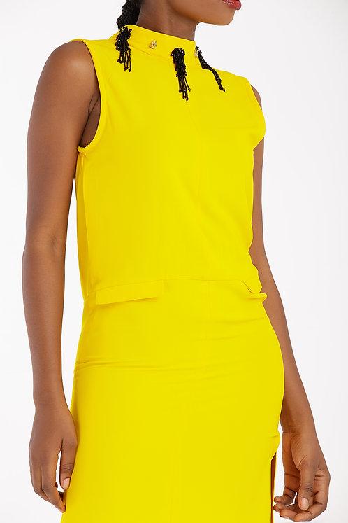 Krystal yellow