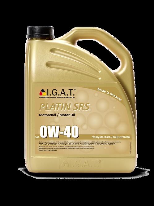 PLATIN SRS SAE 0W-40