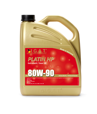 PLATIN HP SAE 80W-90