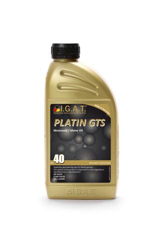 PLATIN GTS SAE 40