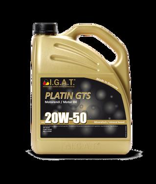 PLATIN GTS SAE 20W-50