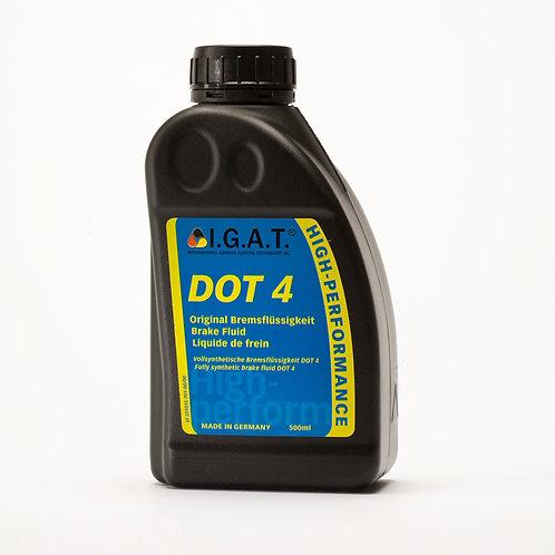PLATIN Brake Fluid DOT 4