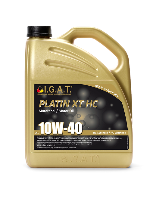PLATIN XT HC SAE 10W-40