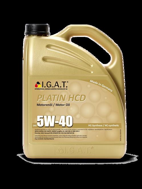 PLATIN HCD SAE 5W-40