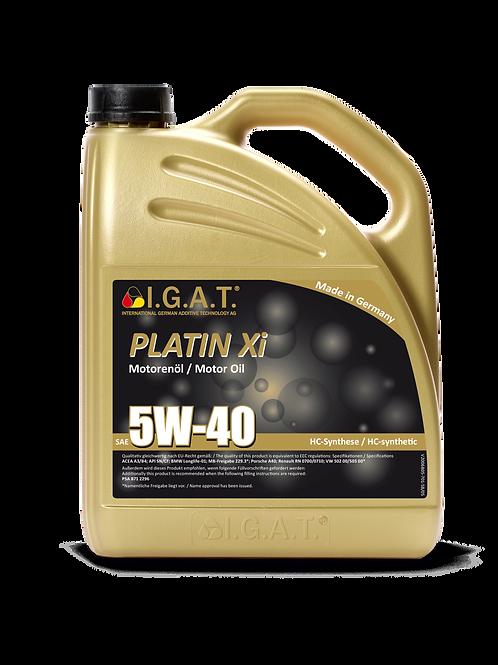 PLATIN Xi SAE 5W-40