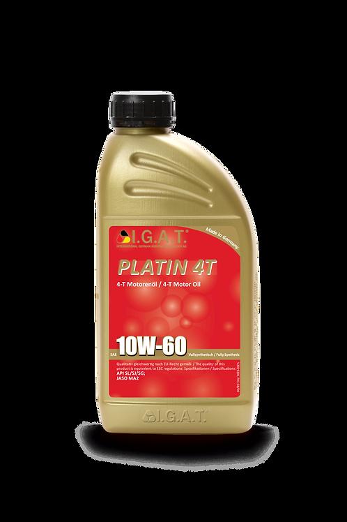 PLATIN 4T SAE 10W-60