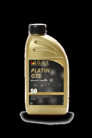 PLATIN GTS SAE 50