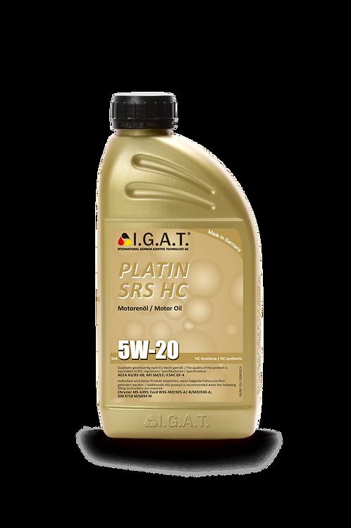 PLATIN SRS HC SAE 5W-20