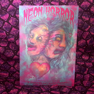 Neon Horror: Queer Horror Anthology