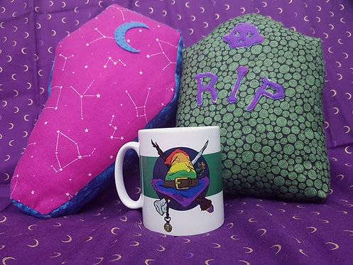 Pride Witch Mugs