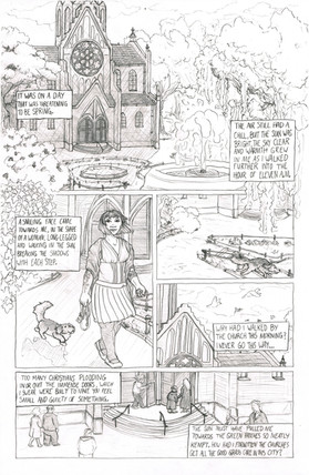 Page 1 Ginger Bane