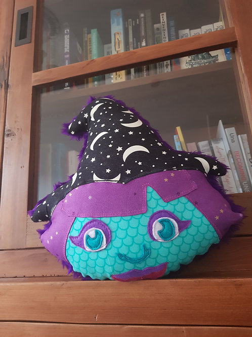 Witchy Pillow-Custom Order