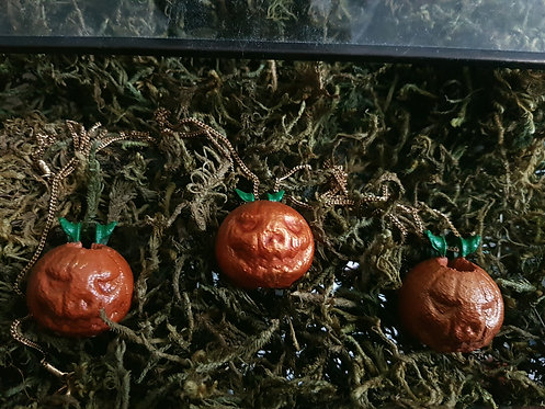 Pumpkin Pen Holders