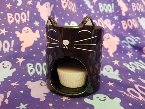Ceramic Kitty Essential Oil/ Wax Melt Burner