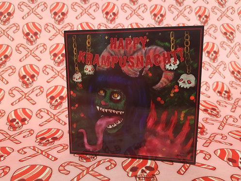 Happy Krampusnacht Card