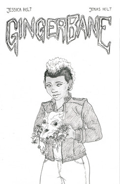 Cover of 1st Issue of Gingerbane