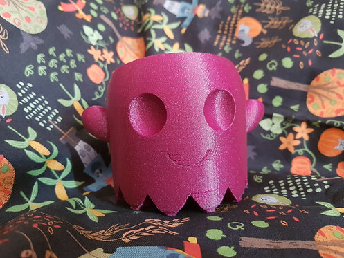 Purple Ghost Plant Pot