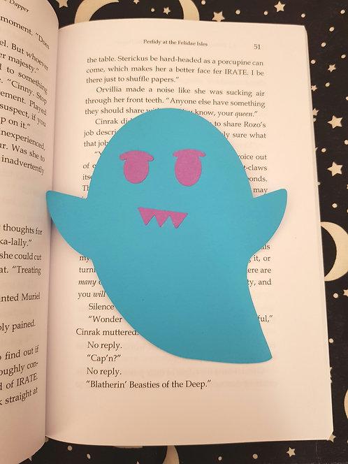 Spooky Machine Cut Bookmarks