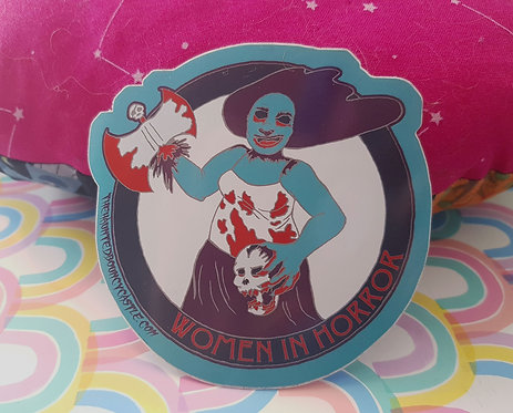 Women in Horror Gift Bag