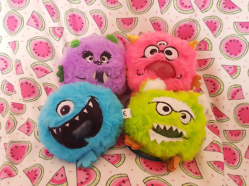 Monster Plush Jelly Squeezers